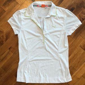 Puma sport lightweight shirt. Medium